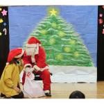 クリスマス会 本園写真2