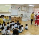 クリスマス会 本園写真1