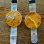 手作り時計②