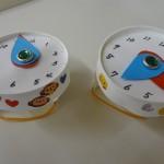 手作り時計①